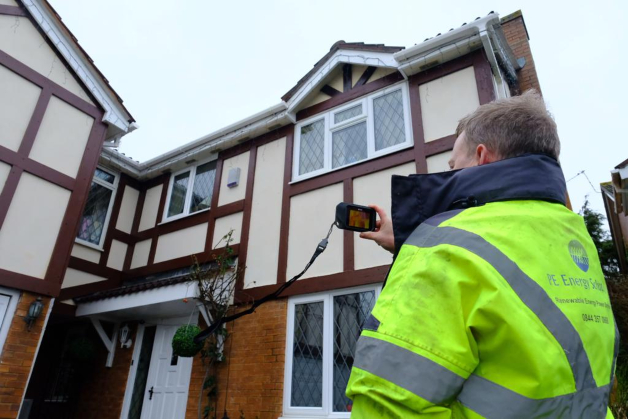 Detect Heat Loss With Thermal Imaging Flir Systems