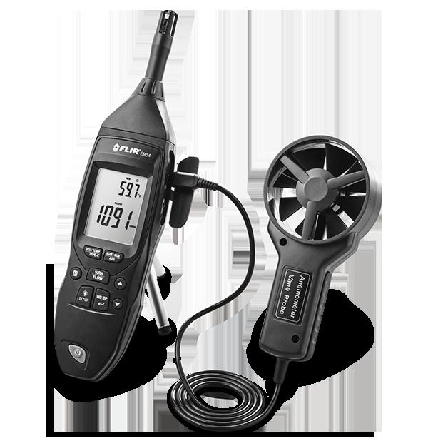 FLIR EM54 HVAC/R Environmental Meter | FLIR Systems